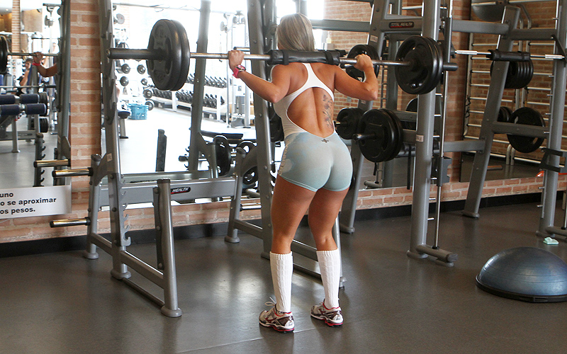 Squats Do A Body Good