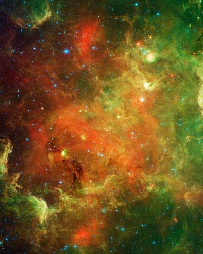 Nebulosa da América do Norte