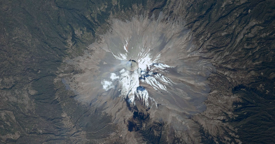 Popocat&eacute;petl