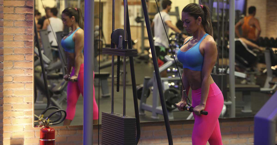 Tríceps pulley