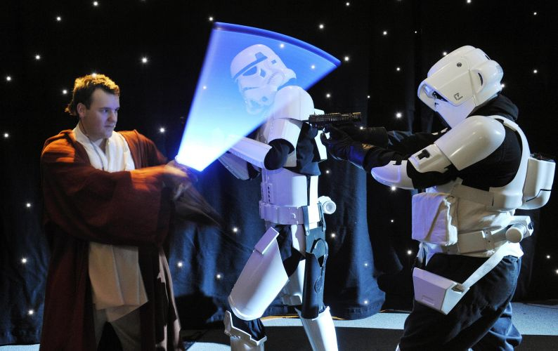 Ciência e Star Wars