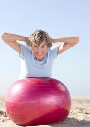 O estudo mostra que exercitar-se nunca é tarde para envelhecer em forma e com saúde