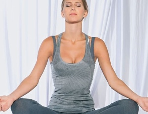 Não foi encontrada  diferença significativa entre o grupo que praticou ioga e o que fez alongamento