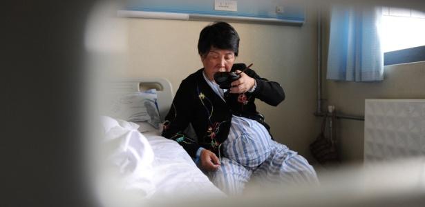 Mulher bateu o recorde como a mais velha a dar à luz na China