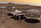 Sonda encontra água em Marte
