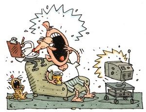 Estudos não trazem evidências de que bocejar aumenta a vigilância no cérebro