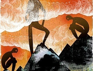 O estudo sugere que a dor e a raiva diante da perda de um emprego ou de um divórcio podem ter um lado positivo, ainda que  invisível na ocasião