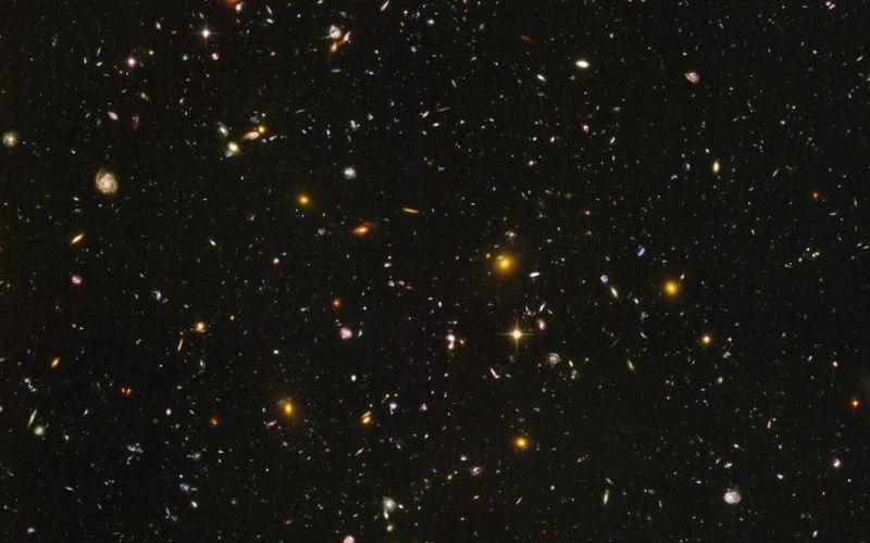 Universo em profundidade