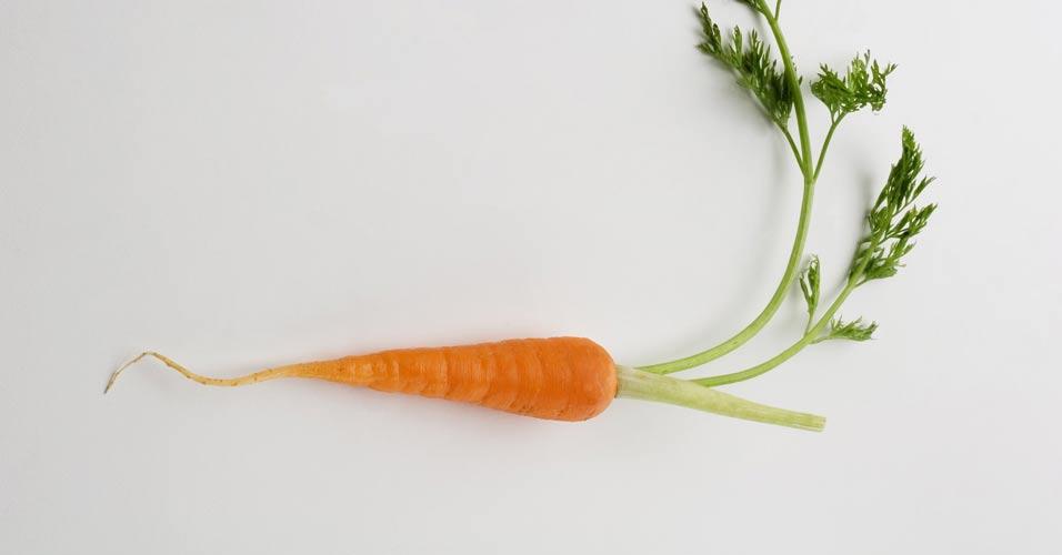 Cenoura e visão