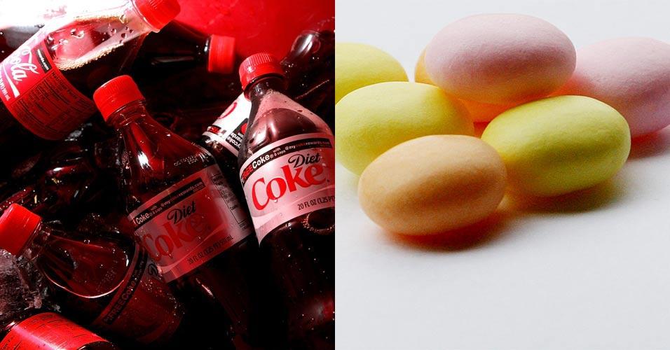 Coca-cola e Mentos