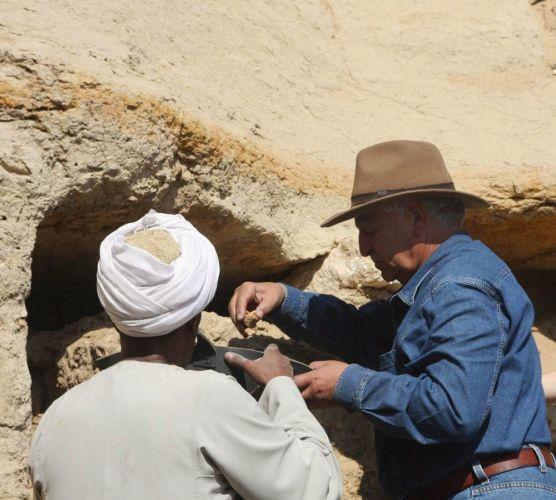 Túmulos de 2.500 anos
