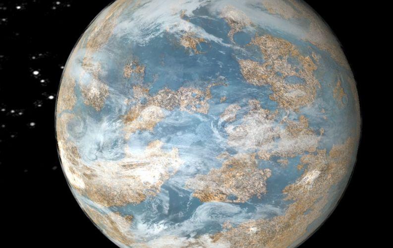 Como a Terra