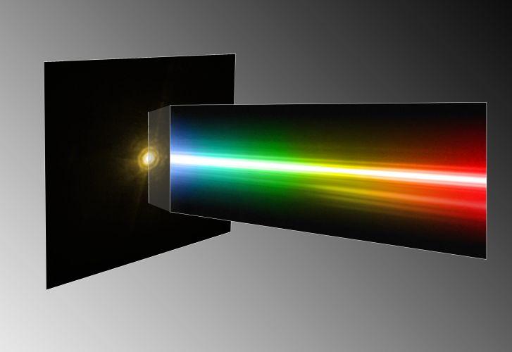 Espectro de exoplaneta