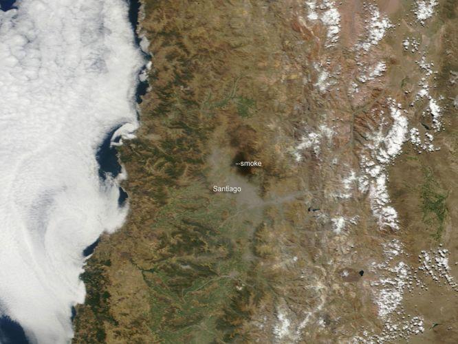 Terremoto no Chile