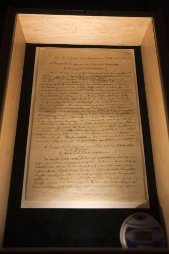 Manuscrito de Einstein