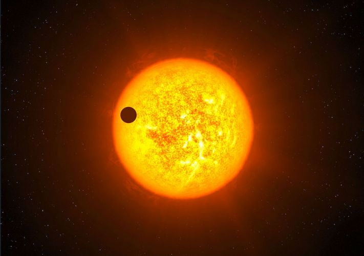 "Primeiro exoplaneta ""normal"""