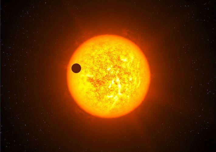 """Primeiro exoplaneta """"normal"""""""