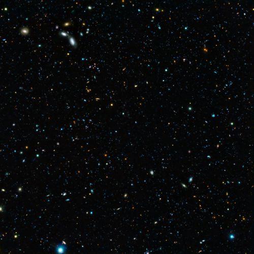 Galáxias distantes