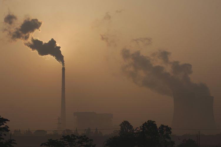 Emissões na China