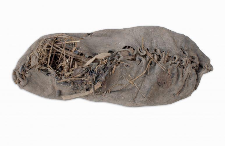 Sapato mais antigo do mundo