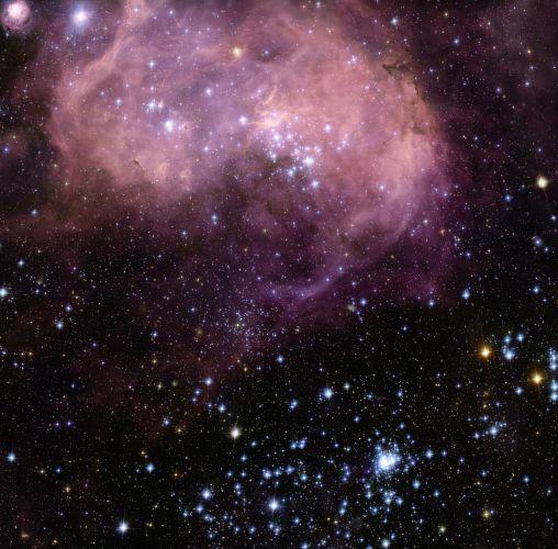 Formação de estrelas