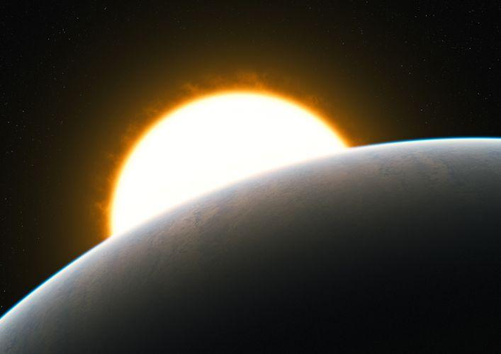 Tempestade em exoplaneta