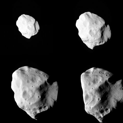 Rosetta e Lutetia 2