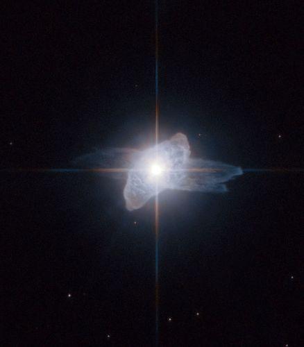 Fim de uma estrela