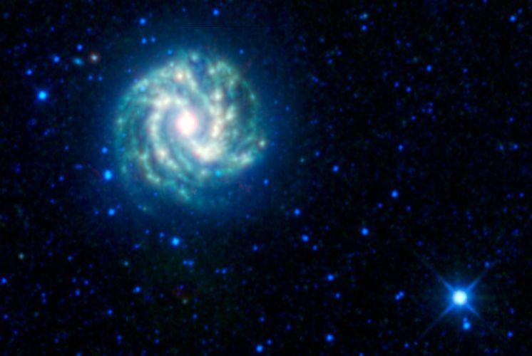 Catavento no espaço