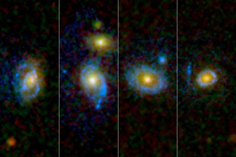 Anéis em galáxias