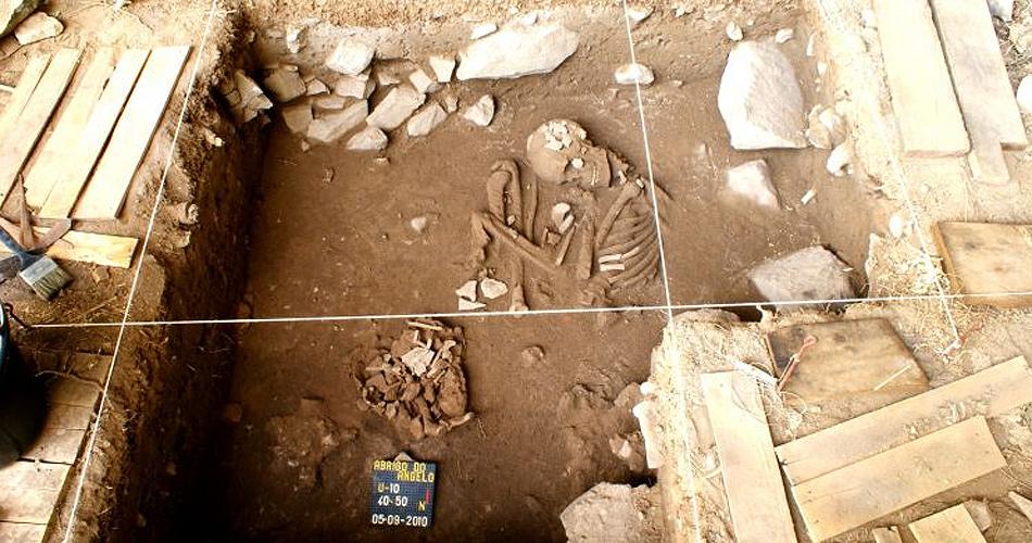 Descoberta arqueológica em MG