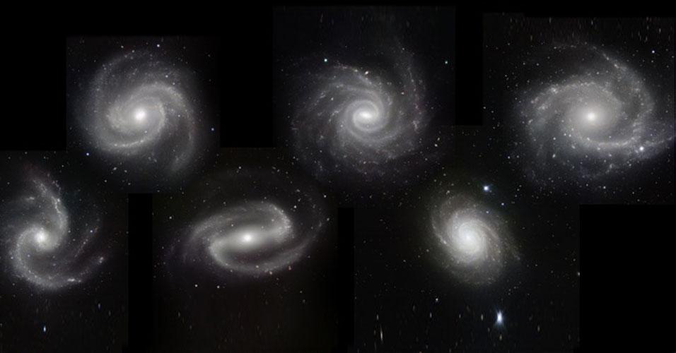Galáxias em espiral