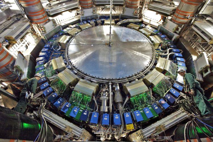 LHC continua