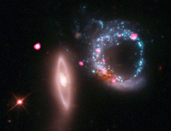 Par de galáxias