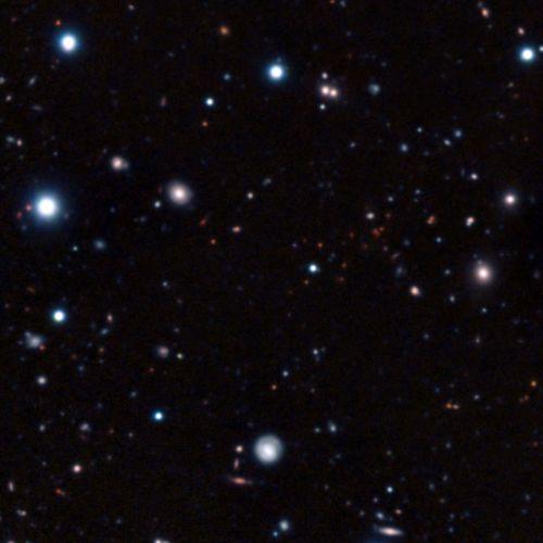 Mistério das galáxias