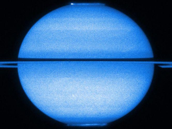 Auroras de Saturno