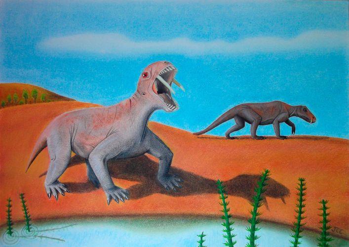 Dinossauro gaúcho 2