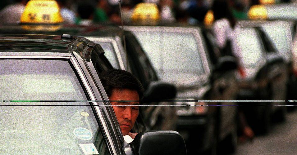 Táxis verdes