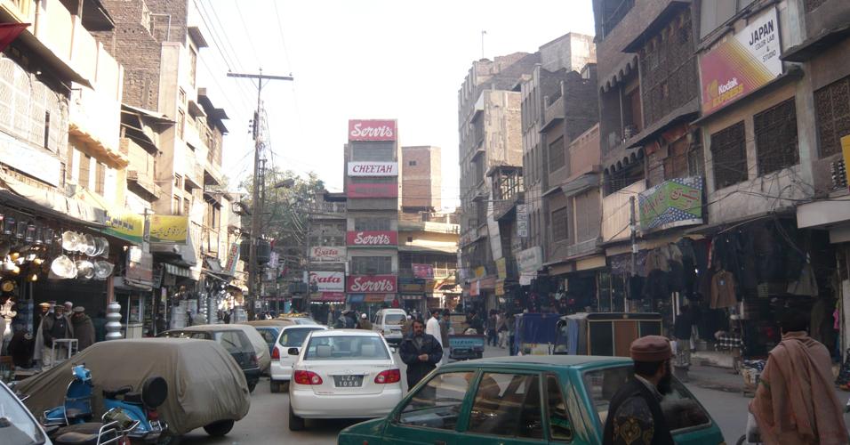 Peshawar - Paquistão