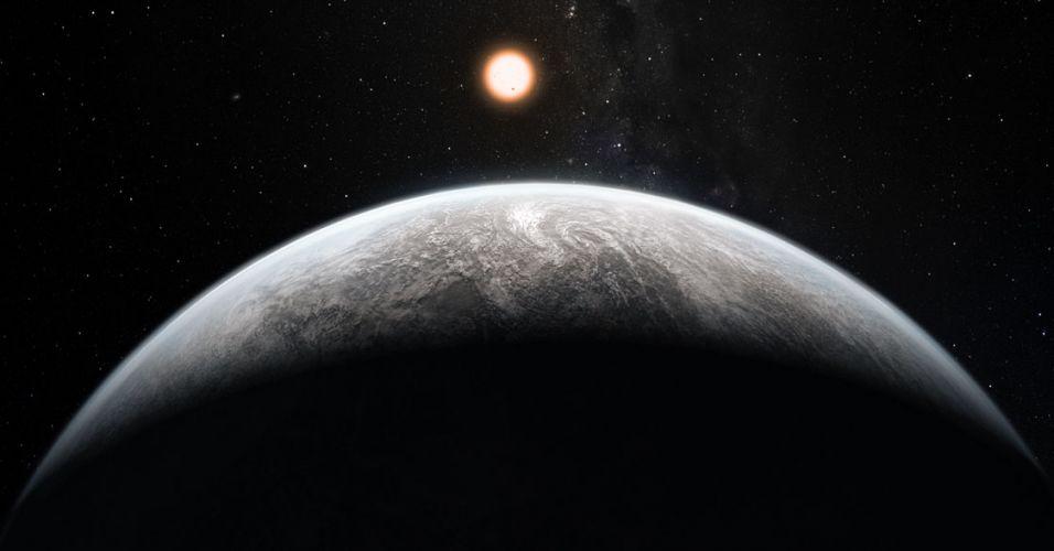 Novo planeta habitável