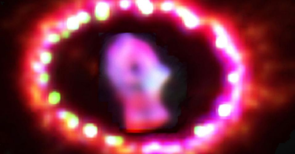 Supernova morrendo