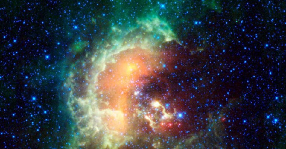 Nebulosa Tadpole