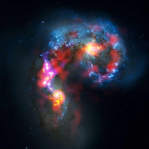 Galáxias Antenas