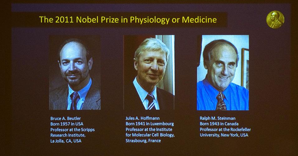 Nobel de Medicina 2011