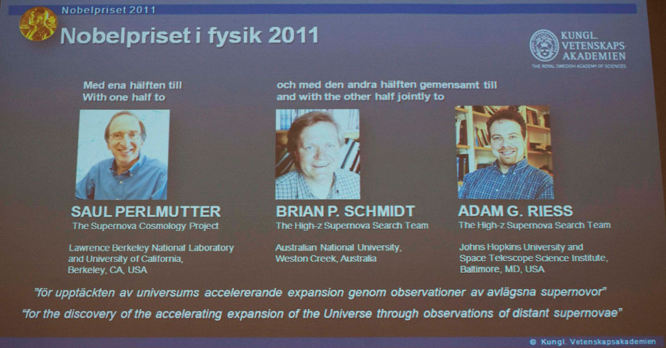 Nobel de Física 2011