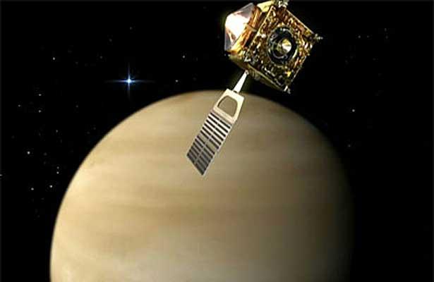 Ozônio em Vênus