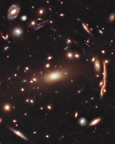 Galáxia MACS 1206