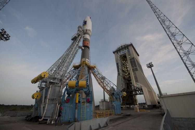Soyuz na Guiana Francesa