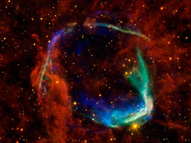 Supernova mais antiga