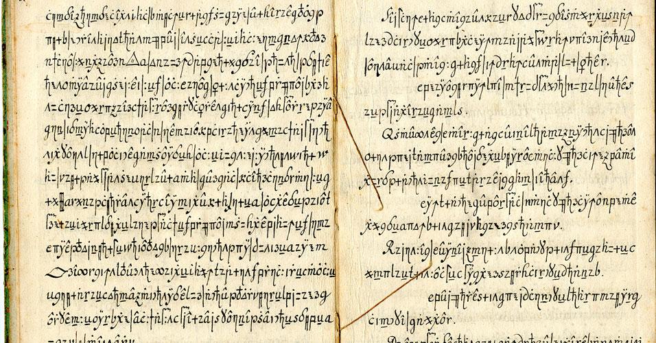 Manuscritos do Copiale Cipher